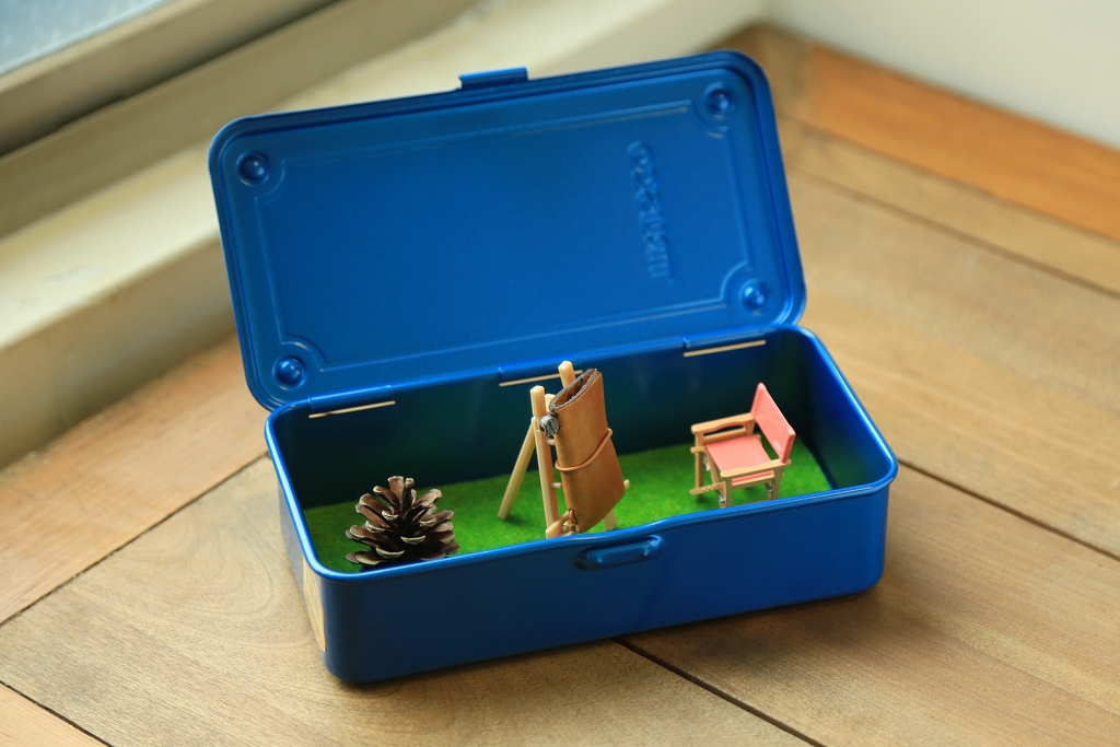 TRUSCO職人工具盒 - 側開