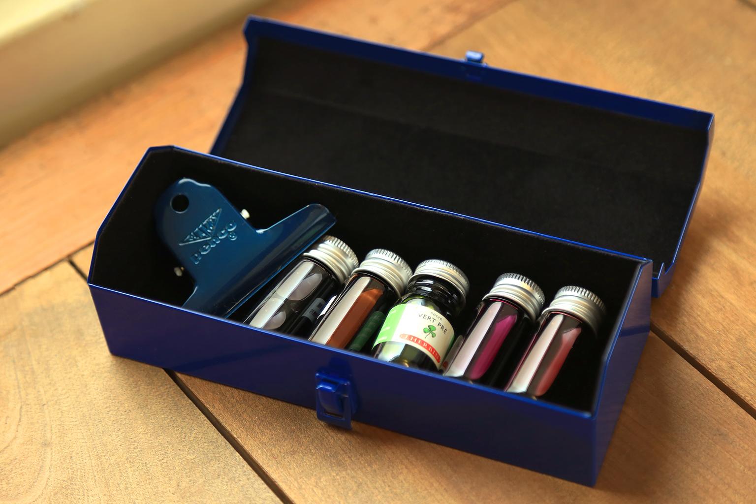 日本進口 MOTIF 便攜型工具箱 - 鋼筆墨水